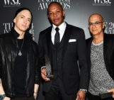 Eminem Honors Dr. Dre and Jimmy Iovine, Madonna Lauds Lil' Buck at Innovator Awards