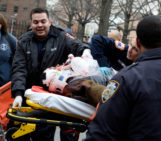 2 NYPD cops shot dead 'execution style' in Brooklyn
