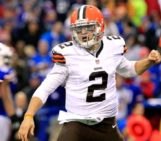 Johnny Manziel To Make 1st NFL Start Sunday