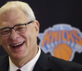Phil Jackson Takes Full Responsibility For Knicks
