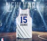 Ariana Grande (@ArianaGrande) Named NBA All-Star Game Halftime Entertainment