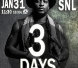 @TheDangelo On SNL This Sat