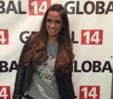 Rocsi Diaz (@rocsidiaz) Stopped By Global14 HQ Today