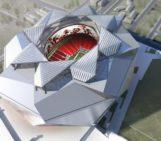 One Stadium to Rule Them All David J. Deal (@davidjdeal)