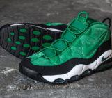 Nike Air Max Uptempo Pine Green Black