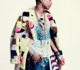 Pharrell (@Pharrell) 2015 GQ Cover Story
