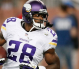 Adrian Peterson reinstated