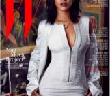Rihanna Graces Three Covers of W Magazine Korea