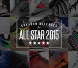 Complete Guide To Sneaker Releases For All-Star 2015