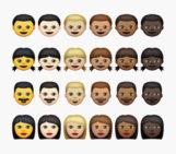 Apple Unveils Diverse Emojis