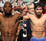 Mayweather Vs Pacquiao set for May 2