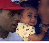 CHRIS BROWN SURPRISE … I'M A FATHER!