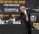 Mayweather vs. Pacquiao Kickoff Press Conference