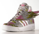 Jeremy Scott x adidas Originals Wings Reflective Floral