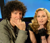 Madonna Reveals She Dated Tupac Shakur & Much More on 'Howard Stern': Listen Now