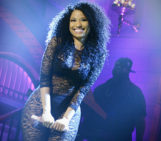 Nicki Minaj the First Woman With 4 Simultaneous Top 10 Hits on Mainstream R&B/Hip-Hop Chart