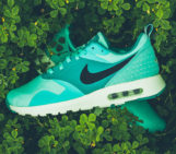 Nike Air Max Tavas Green Glow