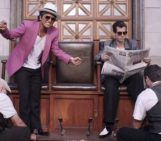 Mark Ronson, Bruno Mars Top Hot 100 for 12th Week; Flo Rida Reaches Top 10