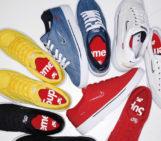 Supreme x Nike Collaboration