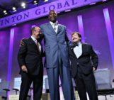 Former Atlanta Hawk Mutombo to join Basketball Hall of Fame