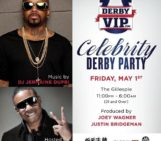 DERBY EVE @ The Gillespie! Come party with me Kentucky