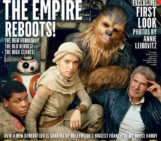 Star Wars: The Force Awakens Cast, Harrison Ford Featured on Vanity Fair Cover