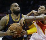 Cavaliers dominate Hawks, take 2-0 series lead