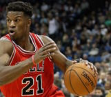 Bulls Jimmy Butler voted as NBA Most Improved Player