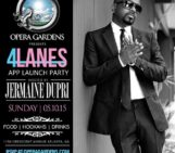The Official #4Lanes App Launch Party  This Sunday   #OperaGardens #DayParty