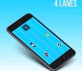 4 LANES !!! GET IN THE ACTION, DOWNLOADED IT NOW!!!!