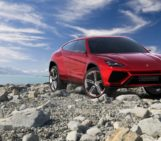 Lamborghini confirms SUV as their third model