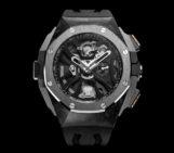 Audemars Piguet Reveals Royal Oak Concept Laptimer Watch With Dual Seconds Chronograph
