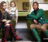 Cara Delevingne And Pharrell Williams Team Up For The New Chanel Campaign