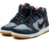Nike Dunk Hi CMFT Denim Pack