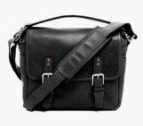 "ONA Berlin 2 ""Black"" Camera Bag for the Leica M-System"