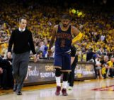 Kyrie Irving has fractured kneecap, out for Finals