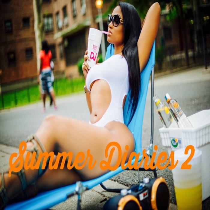 DJ_Kyra_Chaos_Summer_Diaries_2-front-lar