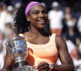 Serena wins French for 20th Grand Slam title