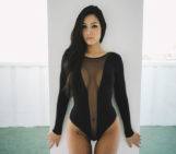 Van Styles Captures Misa Campo in a Hollywood High-Rise