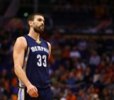 Marc Gasol & Grizzlies agree to 5 year deal