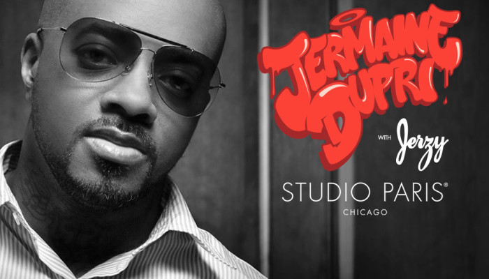 Chicago!!!! Tonight @StudioParisChi