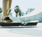 The Future is Now: Lexus Unveils a Real Hoverboard