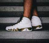 Air Jordan 9 Retro Statue