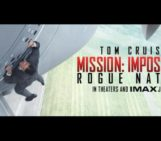 TIM DAVID HARVEY REVIEW: MISSION IMPOSSIBLE-ROGUE NATION 4/5