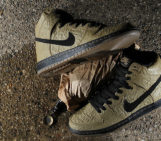 "Nike SB Dunk High PRM ""Brown Paper Bag"""