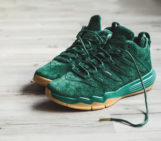 Jordan CP9 Friends & Family Gorge Green Dirty Suede