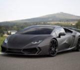 Mansory Decks Out the Lamborghini Huracán in Carbon Fiber