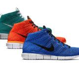 Nike 2015 Fall/Winter Flyknit Chukka Collection