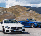 The Legendary Mercedes-Benz SL Gets A Dynamic Update