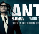 Rihanna Announces 'ANTI' Tour With Travis Scott, The Weeknd & Big Sean